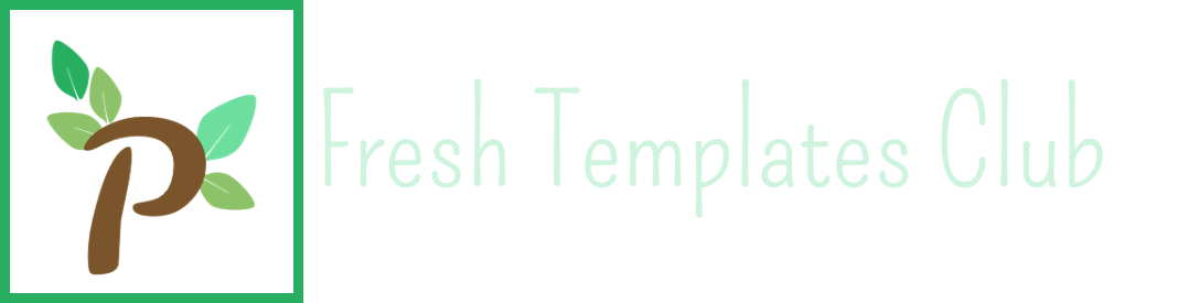 Fresh Templates Club Logo