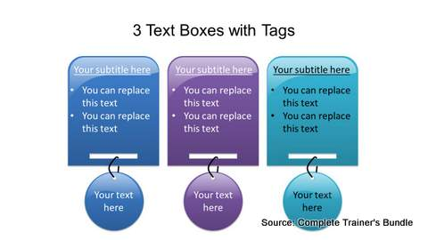 PowerPoint List Tags