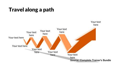 Arrow PowerPoint Timeline