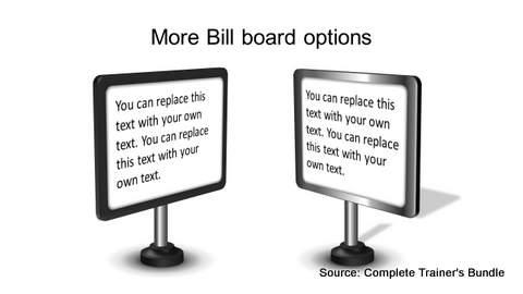 PowerPoint Assets Billboards