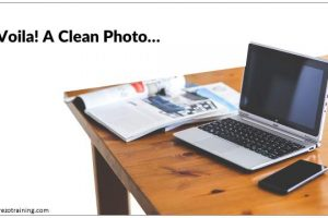 Clean Up PowerPoint Photos