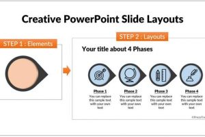 2 Steps to Creative PowerPoint Slide Layouts
