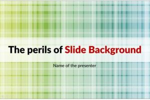Read This Before Setting A Slide Background!