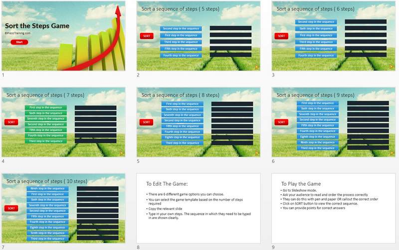 interactive powerpoint quiz templates kit for trainers prezotraining