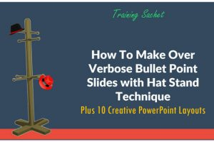 Make Over Verbose Bullet Points with Hat Stand Technique : Online Training