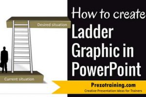 PowerPoint Graphic Design Ideas – Ladders
