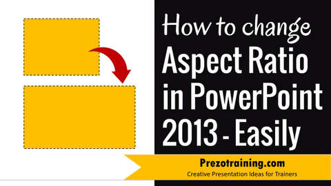 Should i use widescreen or standard powerpoint aspect ratio how to change aspect ratio in powerpoint 2013 toneelgroepblik Image collections