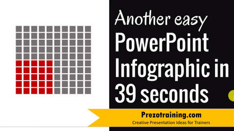 Easy PowerPoint Infographic Tutorial
