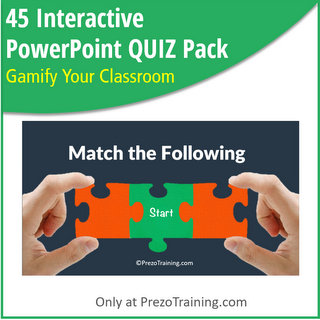 Interactive powerpoint quiz templates kit for trainers prezotraining download 45 interactive powerpoint quiz templates now toneelgroepblik Choice Image