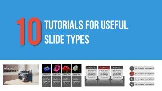 Useful Slide Types